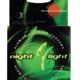 Glow in the Dark Night Light 3 PK