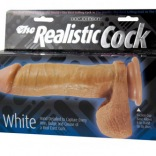 The Realistic Cock 6""