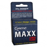 Maxx Large Flare Condoms 3pk
