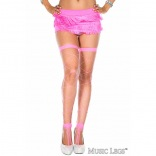 Pink Diamond Net Stockings 4800