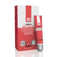 Jo Clit Gel Warm & Buzzy