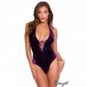 Reversible Lace Teddy  DG 11738