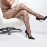 Diamond Net Pantyhose 1761